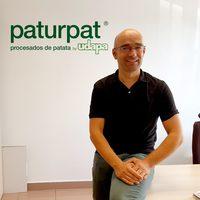 """Koldo López de Robles (Paturpat): """"Estamos logrando conciliar la calidad del producto con la facilidad para su consumo"""""""