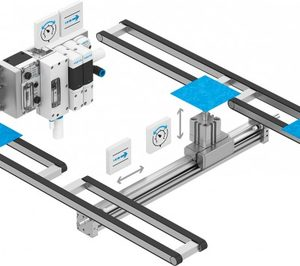 Festo desarrolla Motion Terminal VTEM