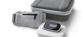 Philips presenta en España un dispositivo para pacientes con apnea obstructiva del sueño posicional