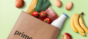 Amazon y DIA amplían a Málaga su alianza en Prime Now