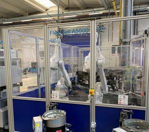 Tice presenta sus unidades de producción robotizadas, modulares y transportables