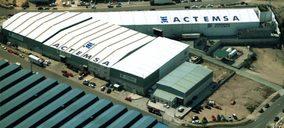 Actemsa cumple sus objetivos a pesar de la caída en ventas del último año