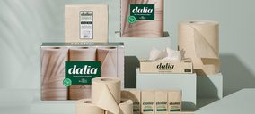 LC Paper completa su oferta 'Dalia' en gran consumo