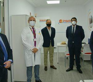 VitalAire incorpora su décimo punto Inspira en Murcia