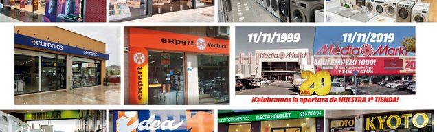 Informe 2020 de Distribución de Electrodomésticos por ventas en España