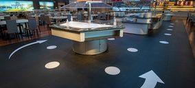 El Madrid Marriott Auditórium adapta su buffet a los tiempos de pandemia