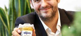 Danone nombra nuevo director para su división plant based liderada por Alpro