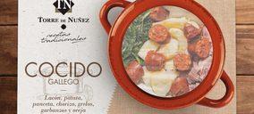 Torre de Núñez entra en platos preparados de la mano de un especialista