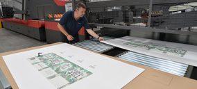 EFI logra una certificación de sostenibilidad para su tinta blanca EFI Nozomi