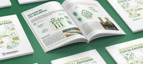 El 98,6% de los materiales empleados por Hinojosa, de origen renovable