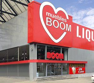 Muebles Boom gestiona nuevas aperturas en Aragón