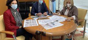 La Xunta pide la licencia para iniciar la construcción de una residencia financiada por la Fundación Amancio Ortega