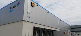 UPS pone en marcha su hub en Barcelona