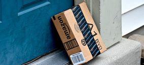 La CNMC determina que Amazon realiza labores de operador postal
