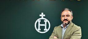 José Luis Cumplido, director de expansión de Viandas Hacienda Zorita