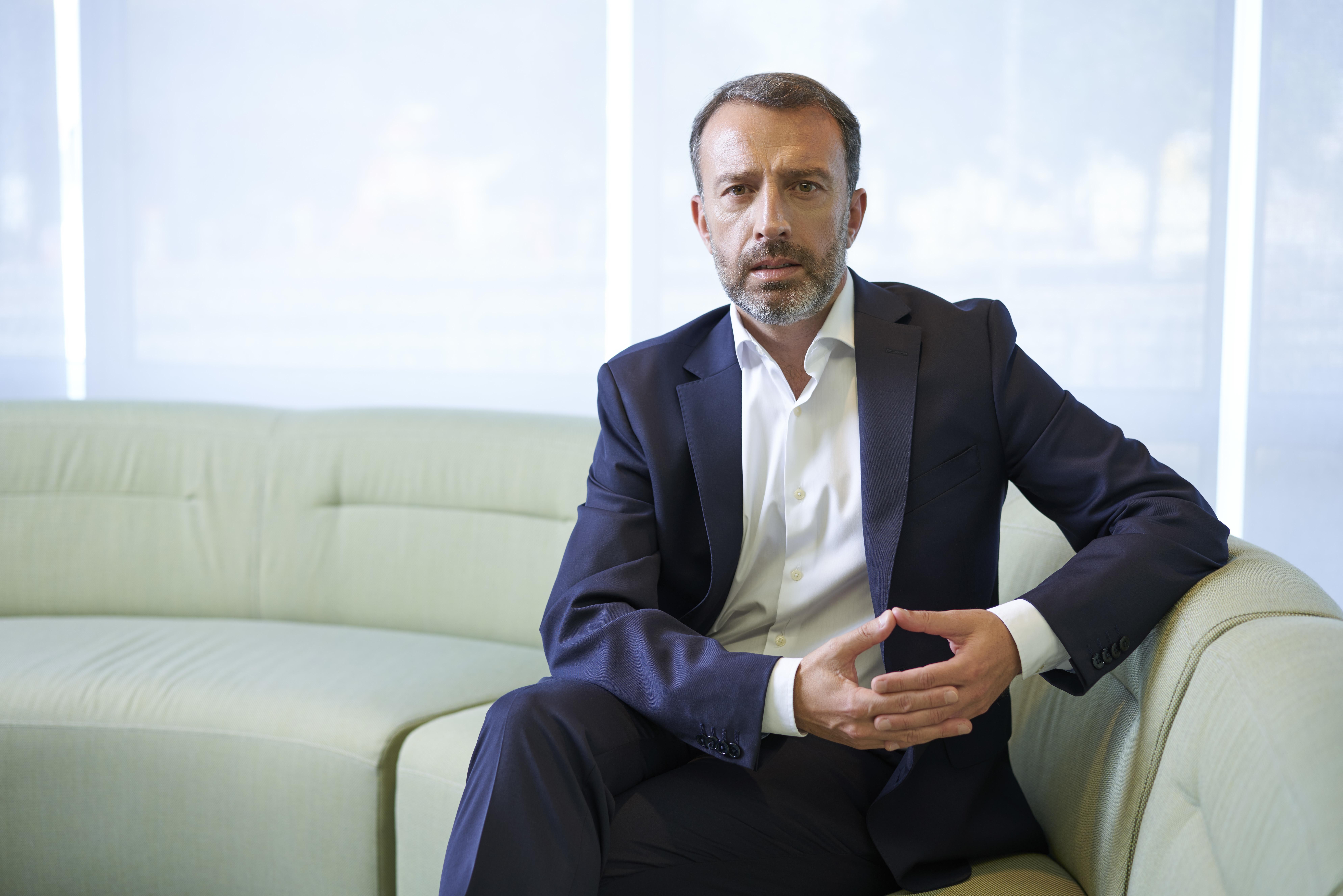 Jesús Suso, nuevo director de ventas de Empresas de Vodafone
