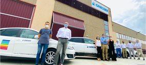 La firma suiza de sistemas de protección solar Griesser renueva su equipo
