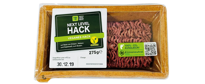 Carne picada vegana Next Level Hack de Next Level Meat (1)