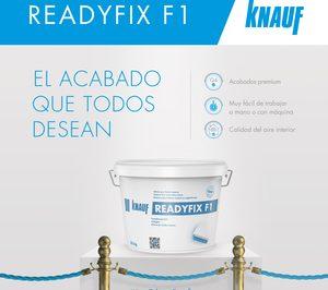 Knauf presenta una pasta en cubo para acabados Q4