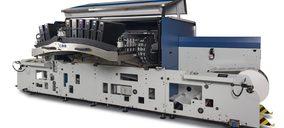 Lanzamiento mundial de la impresora digital N730i de Domino