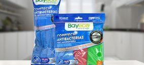 Llega 'Bayeco Copptech Antibacterias', una solución que elimina el 99,9% de bacterias