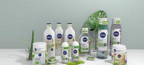 Nivea incorpora a su portafolio la gama vegana y sostenible Naturally Good