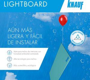 Knauf lanza la versión impregnada de su placa para techos