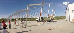 Vargas Envases amplía la capacidad de almacenamiento con una nueva nave