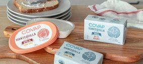 Covap refuerza su línea de mantequillas con una nueva gama