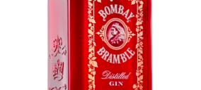 Bombay prueba suerte en ginebras afrutadas con Bramble