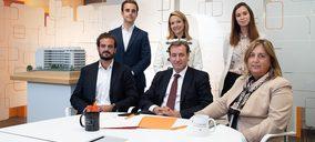 Grupo Lar refuerza su equipo residencial con seis nombramientos