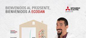 Nueva herramienta on line de Mitsubishi Electric para conocer el ahorro energético gracias a la aerotermia Ecodan