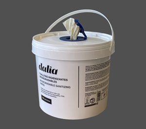 LC Paper inicia la fabricación de toallitas higienizantes biodegradables Dalia