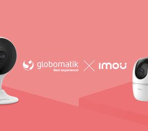 Globomatik firma acuerdo de distribución con Imou