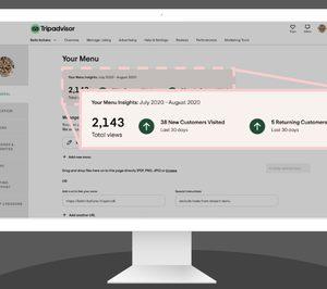 Tripadvisor lanza una herramienta para la gestión de información online de restaurantes