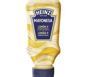 Heinz presenta nueva gama de mayonesas con sabores