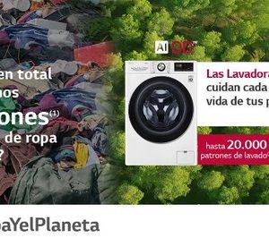 LG lanza una campaña para concienciar sobre el cuidado del medioambiente