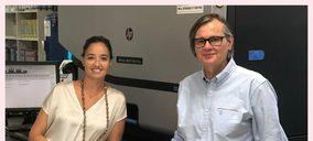 Etiquetas Anver instala su segundo equipo digital HP Indigo