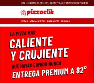 La pizzería digital Pizza Clik empieza a funcionar y prevé crecer en franquicia