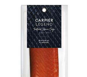 'Carpier' innova en el mercado de ahumados