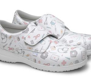 Feliz Caminar presenta su nuevo zapato sanitario ATOM