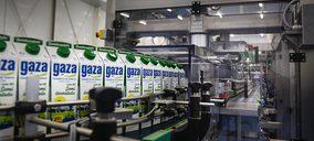 Leche Gaza, en vías de consolidar la inversión en su nueva fábrica