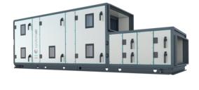 Systemair presenta sus unidades de tratamiento de aire higiénicas