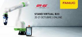 Fanuc presentará sus novedades en Global Robot Expo