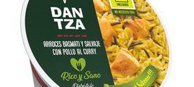 Conservas Dantza desembarca en platos preparados