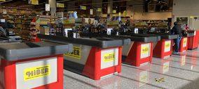 Supermercados Híber mejora sus datos económicos y ofrece alternativas a la compra presencial