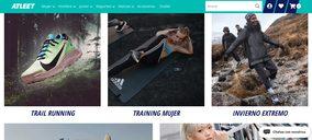Tréndico Group pone en marcha el Ecommerce en la web de Atleet