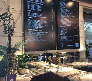Arzábal digitaliza sus menús de la mano de Icon Multimedia