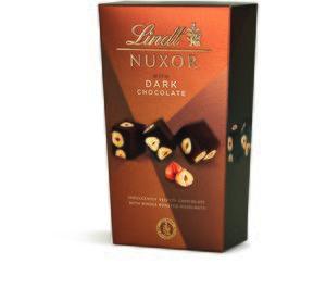 Lindt innova con la gama Nuxor y en la marca Lindor