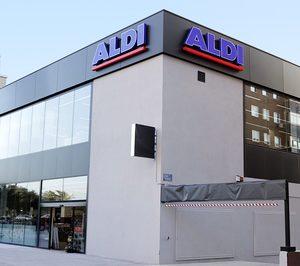 Aldi abre su tienda 17 en Madrid capital y acumula al menos otros cinco proyectos en la comunidad